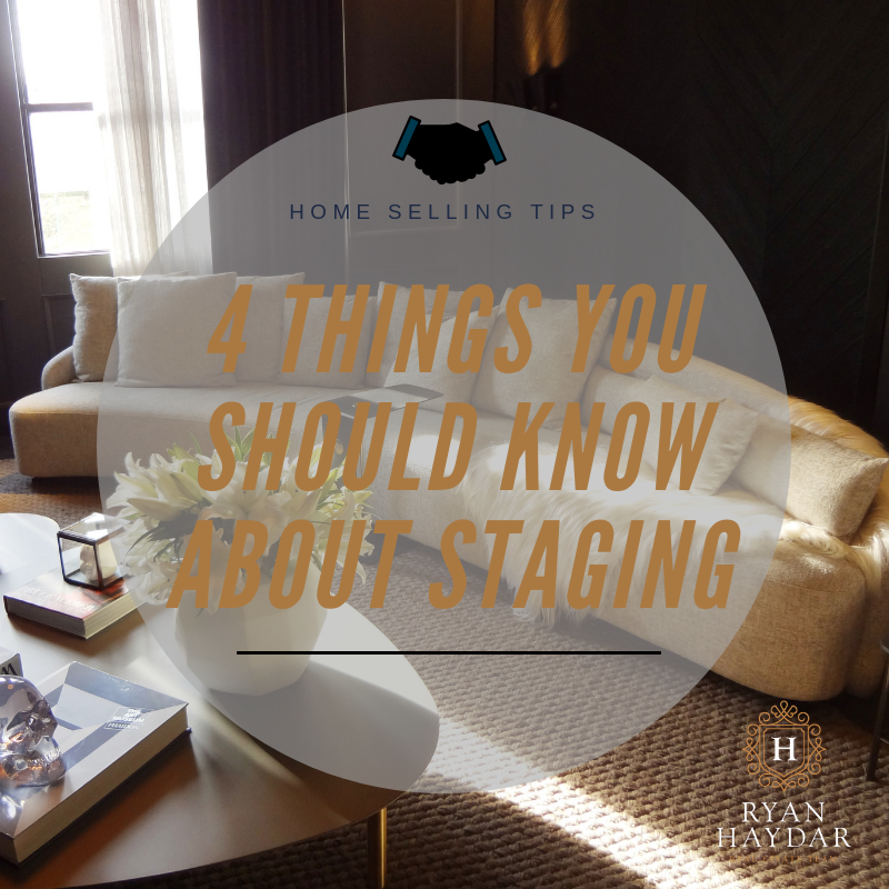 4 Things You Should Know About Staging