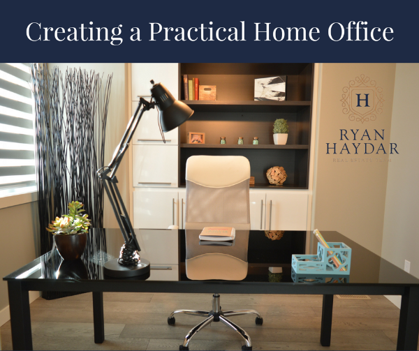 Creating a Practical Home Office