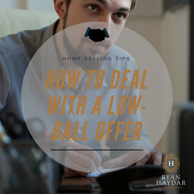 How to Deal with A Low-Ball Offer